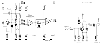 remote control what do i need for a basic rf circuit