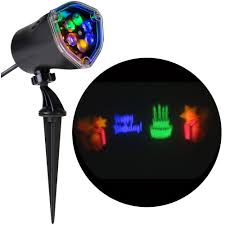 Led Christmas Light Projector by Lightshow 11 81 In 1 Light Projection Whirl A Motion Happy
