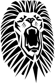 roaring lion cartoon free download clip art free clip art on