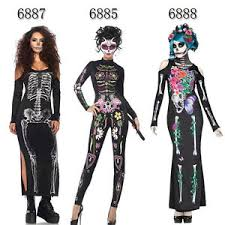 day of the dead costumes sugar skull cat mexican day of the dead costume