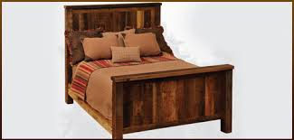 town u0026 country rustic furniture and bed siding