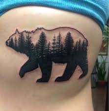 great shoulder tattoos first tattoo my bear done by andy howl at howl gallery tattoo