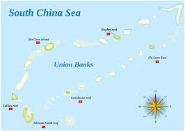 Map Of South China Sea by Johnson South Reef Skirmish Wikipedia