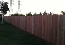 Wooden Ca by Wood Fencing And Gate Contractor Orange County Ca Residential