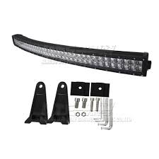 Philips Led Light Bar by Aliexpress Com Buy Automobiles Led Light Bar 42 Inch 400w Curved