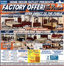 factory offer home decor outlet cheektowaga ny
