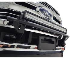 f250 led light bar 2017 2018 f250 f350 n fab multi mount led light bar nf f1730ld