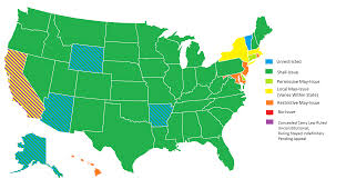 pa carry permit reciprocity map concealed carry classes