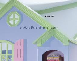 Doll House Bunk Beds Dollhouse Bunk Bed