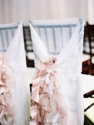 curly willow chair sash curly willow ruffled tie accessory in blush with chiffon chair