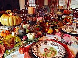 tablescape tuesday we give thanks