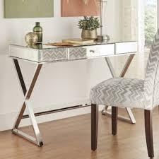 Mainstays Writing Table Glass Desks You U0027ll Love Wayfair