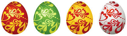 decorative eggs easter decorative eggs set png clipart picture gallery