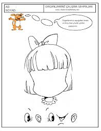 five senses coloring pages for preschool redcabworcester
