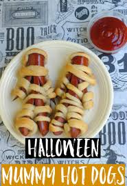 halloween mummy dogs moments with mandi