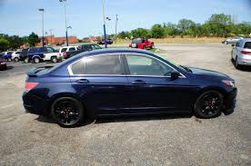 honda used cars sale 2008 honda accord blue sport sedan used car sale