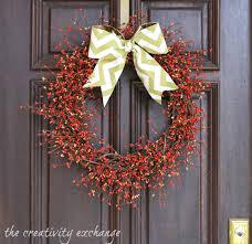 diy wreaths exterior cool autumn wreath design ideas with autumn wreaths