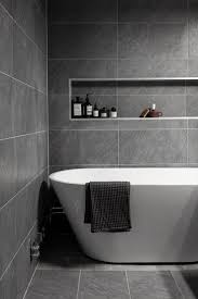 Grey And White Bathroom Tile Ideas Best 25 Grey Bathroom Tiles Ideas On Pinterest Grey Large Inside