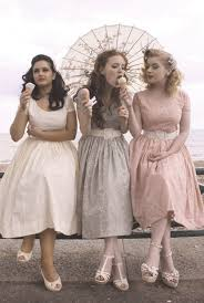 bridesmaids accessories bridesmaids vintage inspired bridesmaids dresses with umbrella