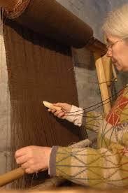woollen sailcloth vikingeskibsmuseet roskilde
