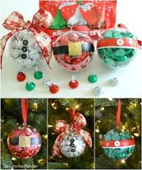 mini yarn hats ornaments diy ornaments diy