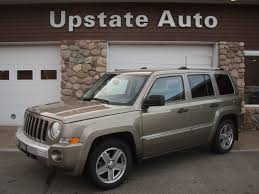 patriot jeep 2008 brown jeep patriot in new york for sale used cars on buysellsearch