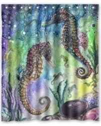 winter shopping sales on mohome beautiful seahorse underwater