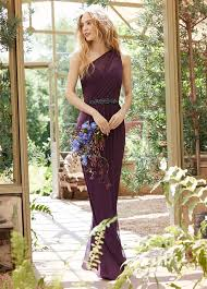 purple formal dresses purple color special occasion gowns queen