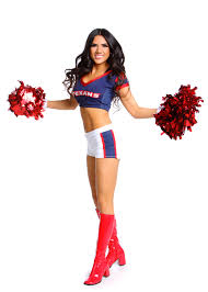 Houston Texans Cheerleader Halloween Costume Katy U0027s Texans Cheerleader Katy Texas