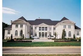 neoclassical home plans eplans neoclassical house plan gorgeous estate home 6970