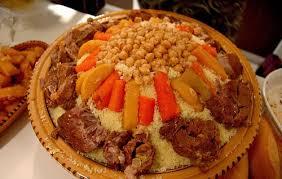 la cuisine amazigh primée et consacrée meilleure en afrique et 2e au