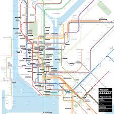 Subway Nyc Map Nyc Maps Curbed Ny