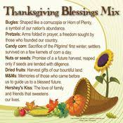 thanksgiving poem is great to send to friends and