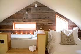 chambre avec baignoire baignoire dans la chambre alliez tendance et romantisme