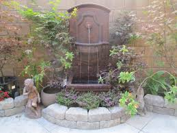 diy ideas for gorgeous outdoor fountains