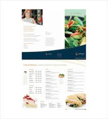 free menu templates u2013 24 free word pdf documents download