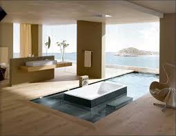 bathroom luxury large bathroom area feature wooden floor bathroom luxury large bathroom area feature wooden floor material and rectangular pool include white bathtub