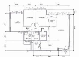 Hdb Flat Floor Plan by Compassvale Ancilla 5 Room Floorplan The Noob Bto Owner