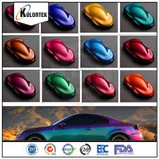 car paint colors color changing chameleon pigment pigment for auto