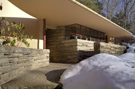 heavenly frank lloyd wright falling water house is best described
