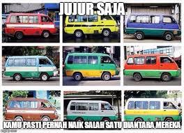 Meme Mobil - 15 meme mobil angkot bikin kamu senyum senyum sendiri