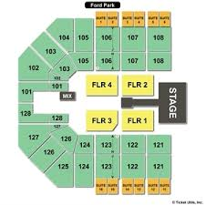 ford park beaumont ford park beaumont seating charts