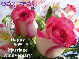 60th wedding anniversary wishes my thoughts diamond wishes