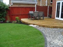 Backyard Landscaping Ideas For Small Yards by With Deck Patio Paver Ideas For Small Yards Backyard Landscaping