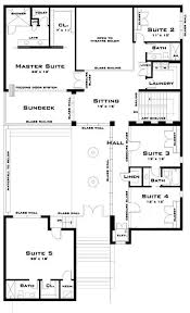 Modern Home Design 4000 Square Feet Modern House Plan 6 Bedrms 5 Baths 4757 Sq Ft 116 1067