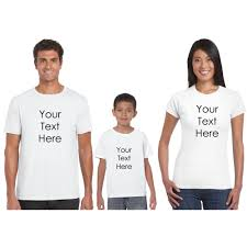 personalized family t shirt for family
