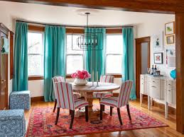 hgtv dining rooms colorful and cozy living and dining room makeover hgtv igf usa
