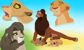 lion u0027s sorrow kitten84 u0027s album u2014 fan art albums lion king