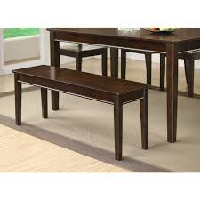 nice nailhead upholstered dining bench multiple colors walmart com