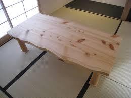 wax for wood table kinokashop rakuten global market cypress solid table table